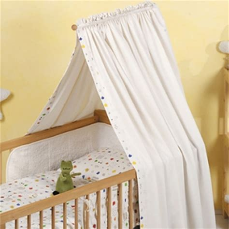 Baby Cot Drapes home products baby cot drapes canopy drapes nursery cotton drapes