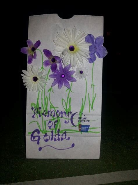 biography in a bag ideas 988 best my passion relay for life images on pinterest