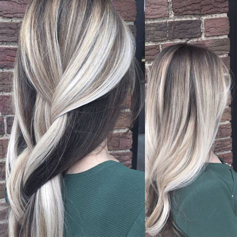 hairstyles with highlights underneath the 25 best dark underneath hair ideas on pinterest