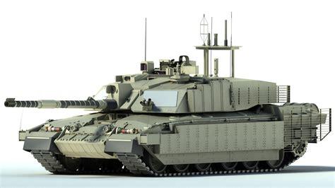 challenger tank 2 3d challenger 2 mbt tank