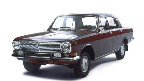 Gaz Auto by Soviet Cars Were Volga Gaz 24