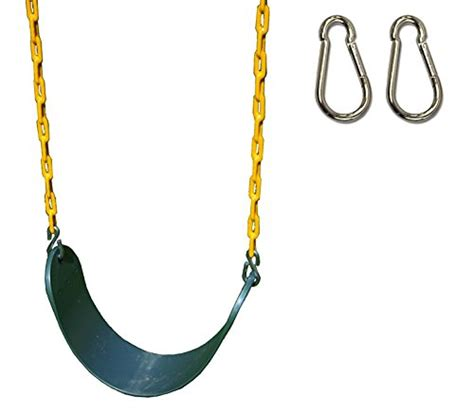 replacement swing seat and chain eastern jungle gym 1 quot multi use 16 braided playground