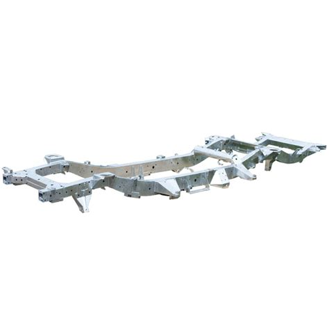 land rover discovery chassis parts chassis discovery ii lhd 03 04 galvanized plq134