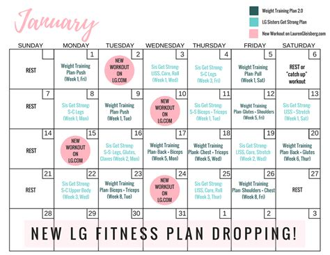 no resolution new year workout plan for your best year