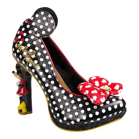 mickey mouse high heel shoes irregular choice oh my minnie high heel shoes mickey