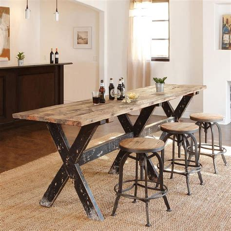 Pub Height Dining Tables Gathering Table Overstock