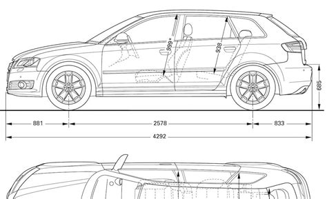 Audi Abmessungen by Audi Rs3 Sedan Dimensions Autos Post