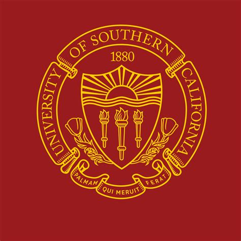 usc school colors medrisk isab member joins of southern california