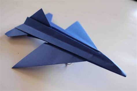 Origami Avion - como hacer un avion de papel que vuela mucho aviones de