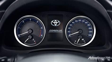 Karet Pintu Corolla All New Ae110 toyota corolla facelift 2017 kini pamerkan interiornya