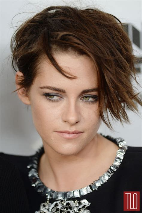 10 new hairstyles to pump up winter because we like to kristen stewart in chanel couture at quot clouds of sils maria