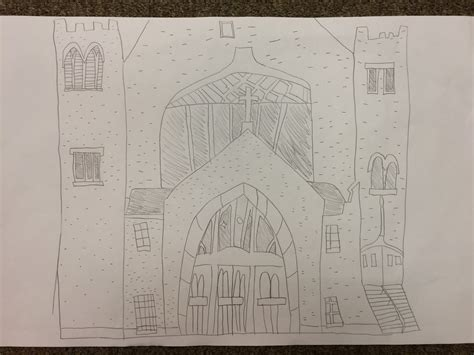 Sketches For 6th Graders 6th grade class line drawings collinsville illinois