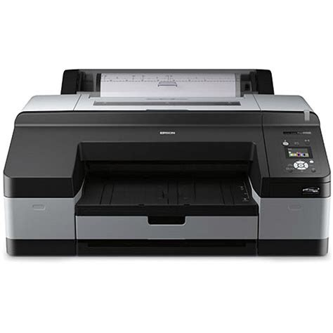epson stylus pro 4900 inkjet printer sp4900hdr b h photo