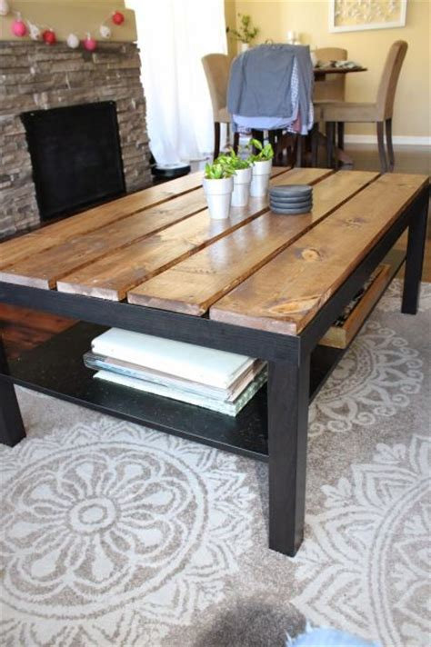 ikea coffee table hack ikea coffee table hack modest and made pinterest
