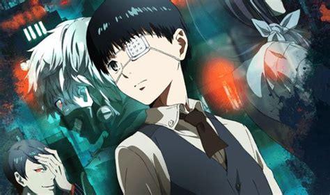 imagenes que se muevan de tokyo ghoul la segunda temporada de tokyo ghoul se estrena en enero