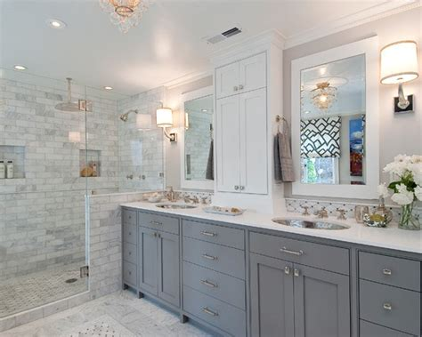 White Grey Bathroom Ideas by Grey And White Bathroom Design Bathroom