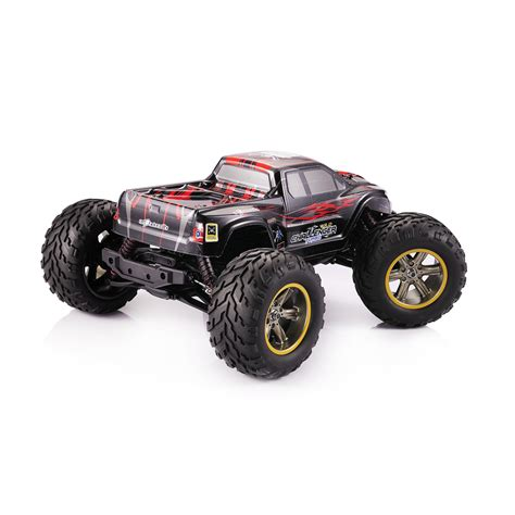 rc monster truck racing 1 12 gptoys s911 2 4g 4ch supersonic monster rc off road