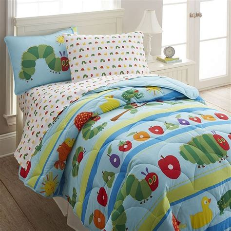 comforter warehouse the very hungry caterpillar twin size comforter set by