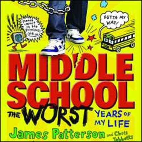 biography book for middle school middle school the worst years of my life audio book cds