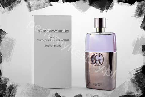 Gucci Guilty For 90ml gucci guilty pour homme 90ml edt testery perfumy
