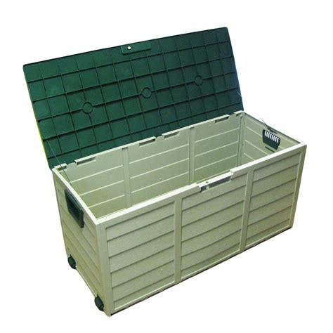 Plastic Garden Storage Plastic Garden Portable Outdoor Shed Storage Box Chest On