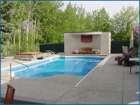 Watson Pool And Patio by Watson Pools Inc Edmonton Swimming Pool Builder