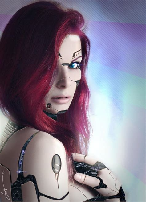 tutorial photoshop robot cyborg by jenna guffogg advanced photoshop