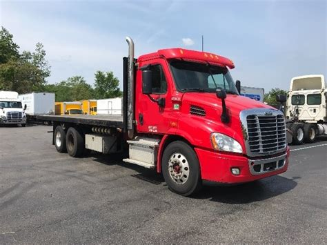 truck in nj used flatbed trucks for sale in nj penske used trucks
