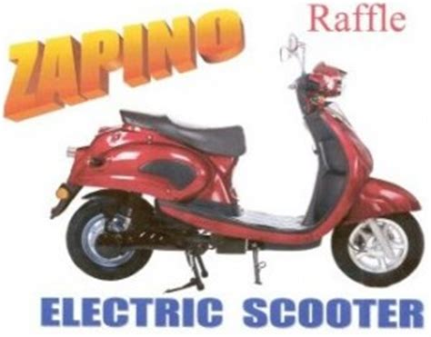 win  zapino electric scooter