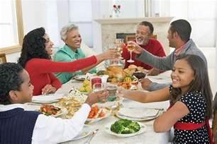 family eating thanksgiving dinner black family dinner viewing gallery