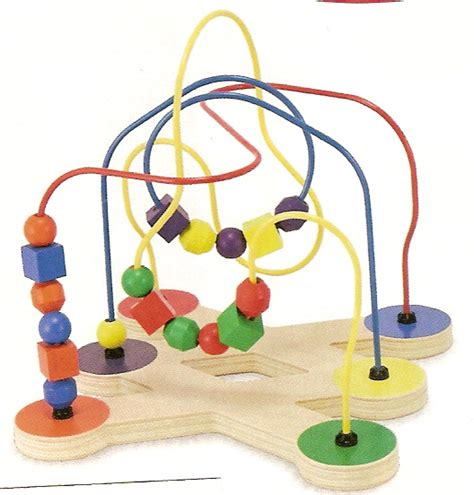 classic bead maze years toys