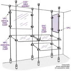 display systems hang ups unlimited cable display system sign and