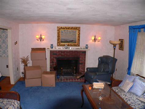 split level living room 1969 split level modern living room boston