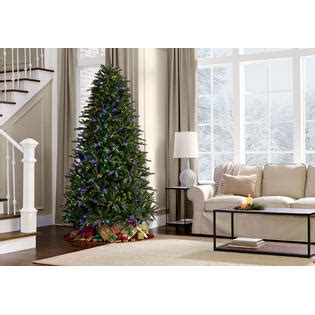 color switch plus christmas trees color switch plus 7 5 pre lit regal fir tree sears