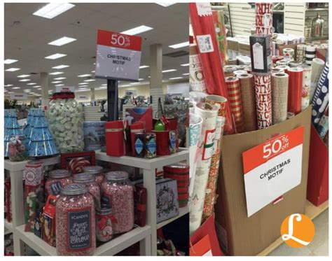 home goods decorations after christmas clearance sales save up to 70 at