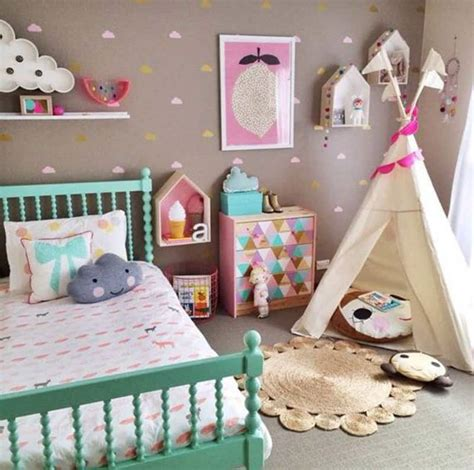Toddler Bedroom | creative kids room ideas for dreamy interiors