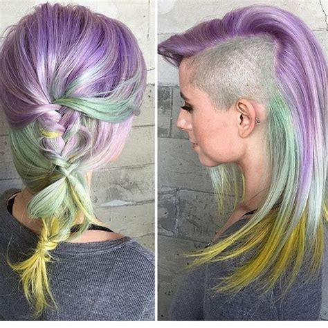 braided hairstyles with half shaved hair 193 best images about undercuts and the badass babes who
