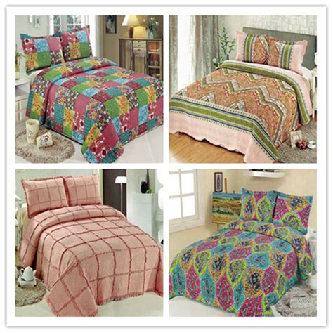 popular country style bedspreads buy cheap country style
