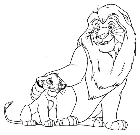 printable coloring pages lion king craftoholic lion king printable coloring pages