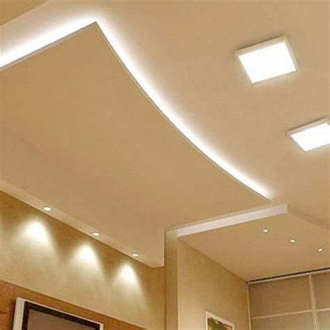 Www Ceiling Designs Photos by False Ceiling Designs For Rooms With Higher Ceiling