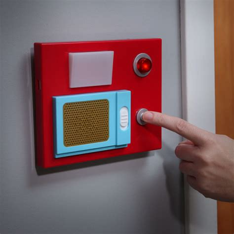 Trek Door Chime by Trek Up Your Home Or Office With An Electronic Door Chime