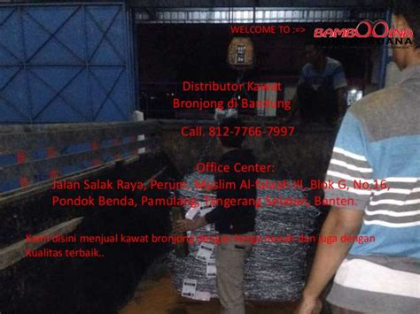 Ram Kawat Di Bandung distributor kawat bronjong di bandung