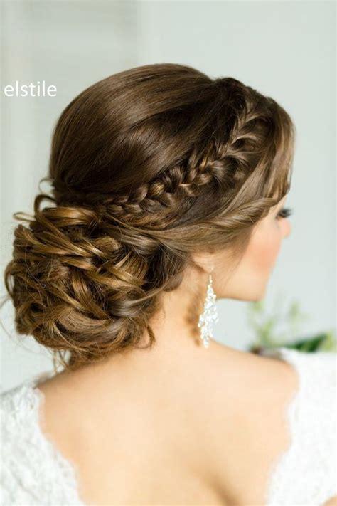 drop dead bridal updo hairstyles ideas   wedding