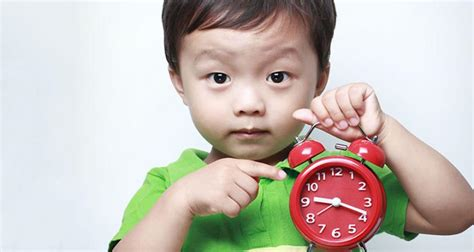 in children a sense of time starts early science news