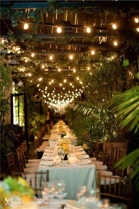 Backyard Receptions by Maison Wedding Reception Inspiration Outdoor Bliss