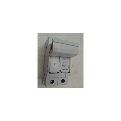 cc 1p n pour fusible industrielle 10x38mm sp 38 legrand