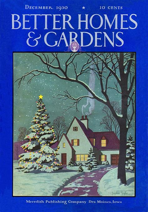 Better Homes And Gardens Magazine Phone Number by Better Homes And Gardens 1930 12