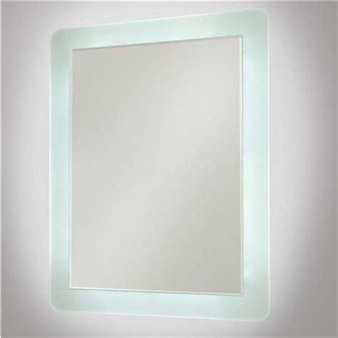 rectangular bathroom mirror rectangular led illuminated bathroom mirror