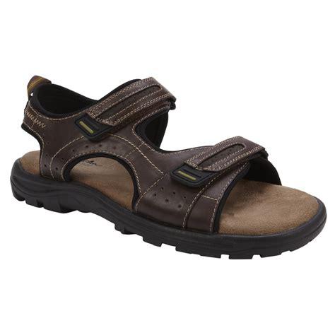 kmart sandals thom mcan s daniel sandal brown