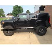 2007 Hummer H3 Lifted
